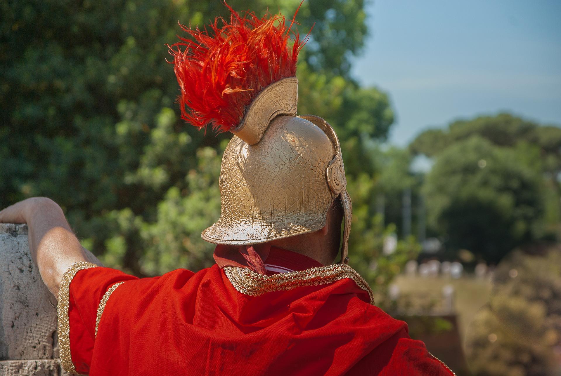 23. September: Die Römer kommen!