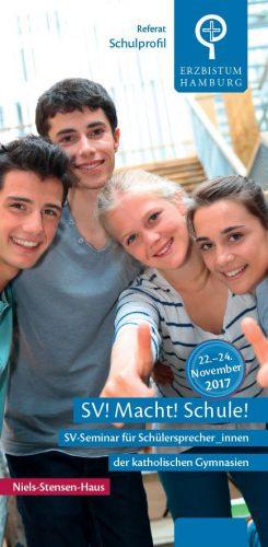 Full house: Schülervertreter treffen sich im Niels-Stensen-Haus