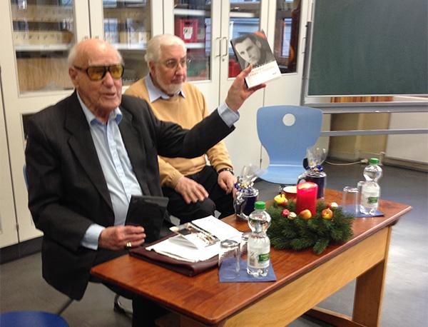 Meinungen von Schüler_innen der Klasse 10 zum Besuch von Werner Simonsohn