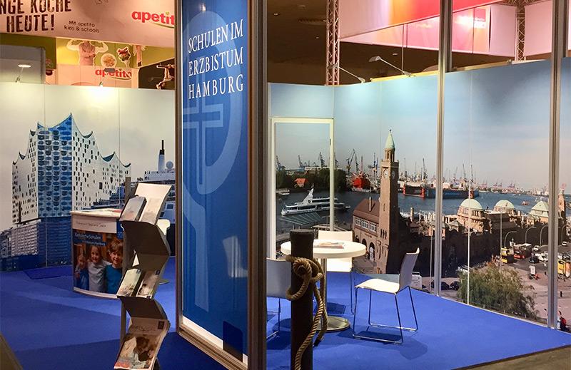 Erzbistum Hamburg präsentiert sich auf der didacta