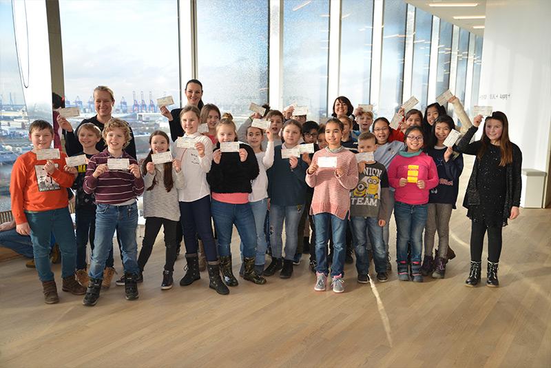 Schulkonzert in der Elbphilharmonie