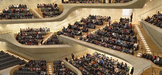 Beifallsstürme: Schulkonzert in der Elbphilharmonie