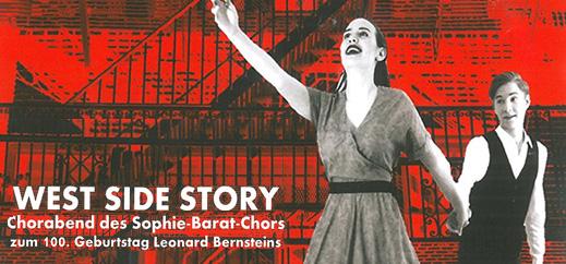 West Side Story: Songs & Szene