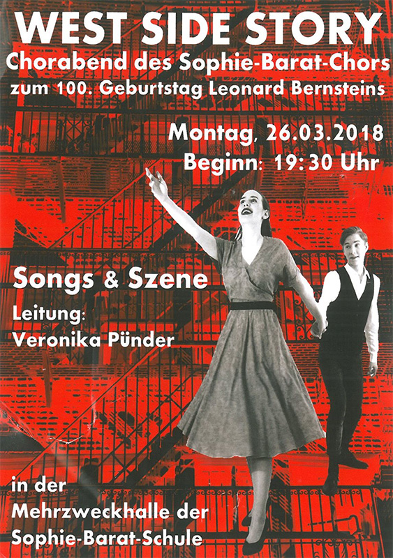 West Side Story: Songs & Szene