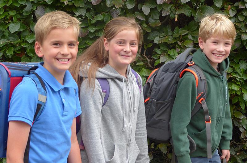 Blankeneser gehen zu Fuß zur Schule - Foto 2