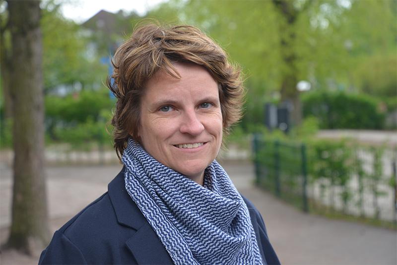 Jenny Gromball leitet Katholische Schule Hammer Kirche
