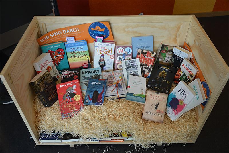 Literatur-Tipps für Billstedter Jugendliche - KSEH