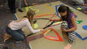 """Altonas Kinder haben Kunst """"wirklich verstanden"""""""