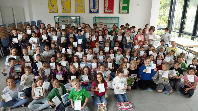 Bergedorfer Grundschüler rocken Mathematik-Wettbewerb