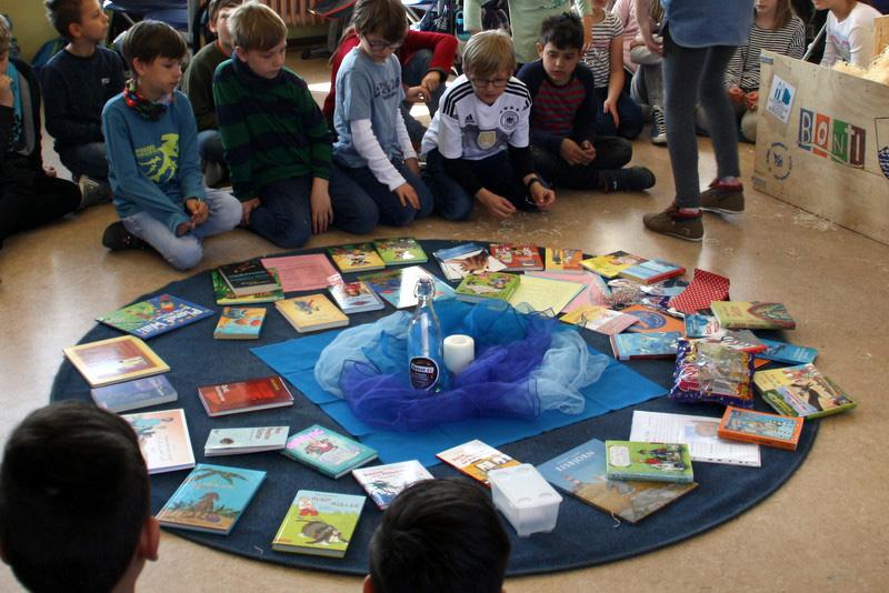 Bücherkiste aus Bergedorf erreicht Barmbek
