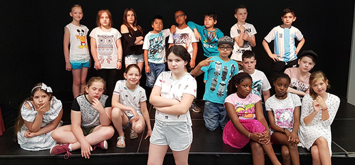 Junge Theatermacher aus Altona