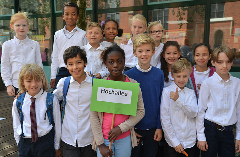 Stimmgewaltiges Chorfest der katholischen Schulen Hamburg