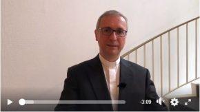 Erzbischof Stefan Heße - Video Facebook