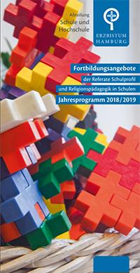 Das neue Fortbildungsprogramm der Abteilung Schule & Hochschule ist da!