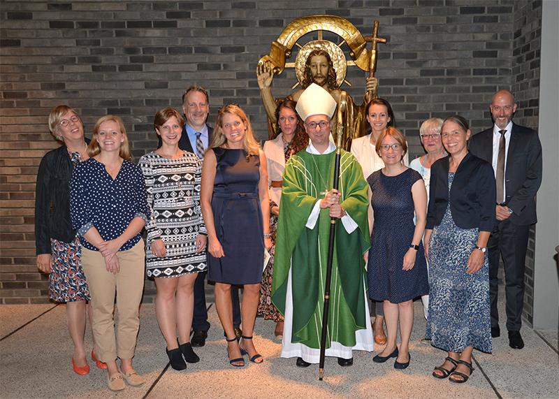 Erzbischof Heße beauftragt neue Schulseelsorger