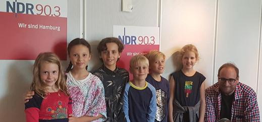 Kids bei NDR 90,3 – am Weltkindertag!