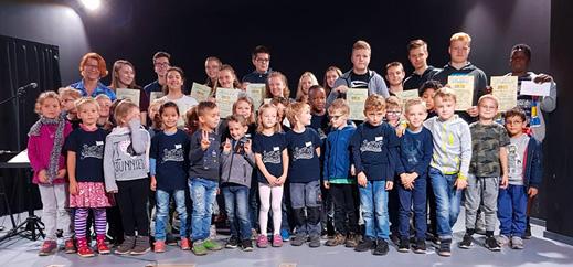"""""""Boni-Preise"""" für besonderes Engagement verliehen"""