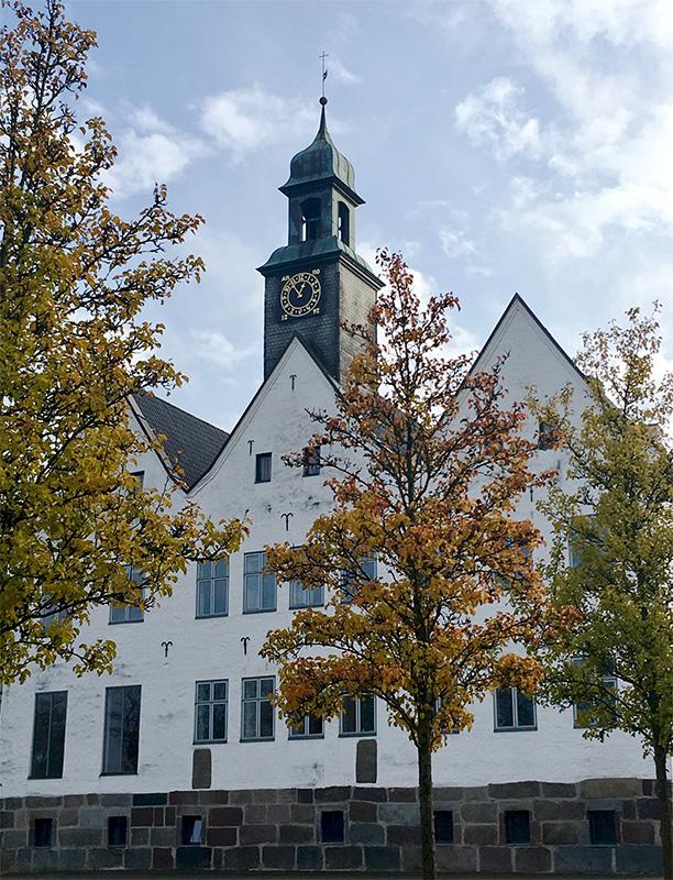 Eulen-Kollegium zu Besuch in Nütschau