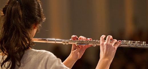 Kammerkonzert in der Sophie-Barat-Schule