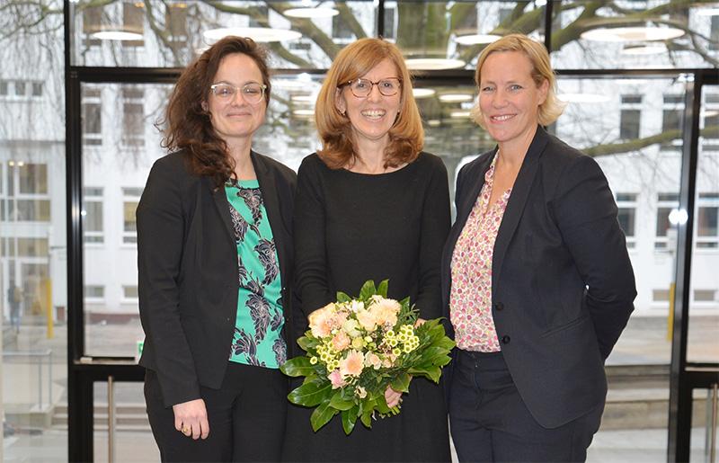 Dr. Gabriele Roosen ist neue Schulleiterin der Sophie-Barat-Schule