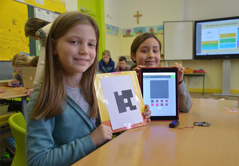 Katholische Schule St. Marien im digitalen Vorwärtsgang