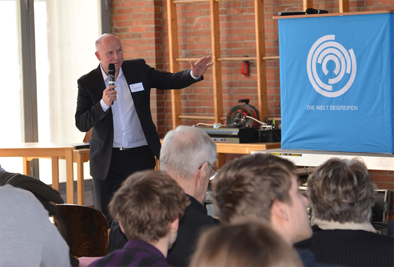 Polarforscher Grobe: Klimawandel wird eine Milliarde Menschen zu Klimaflüchtlingen machen