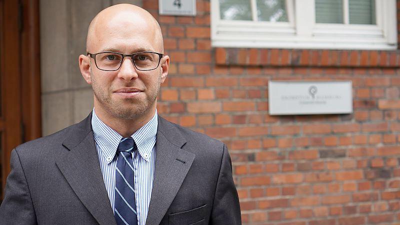 Christian Vettin ist neuer kaufmännischer Leiter