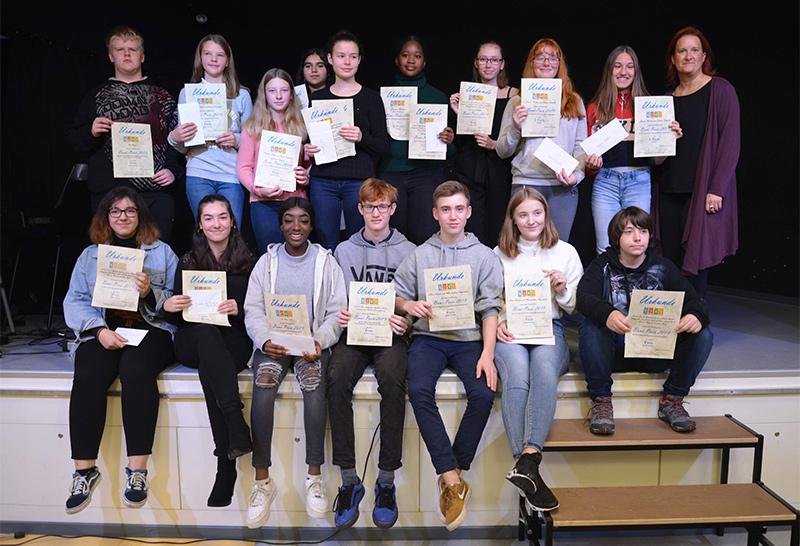 Boni-Preise für Schüler-Engagement in Wilhelmsburg