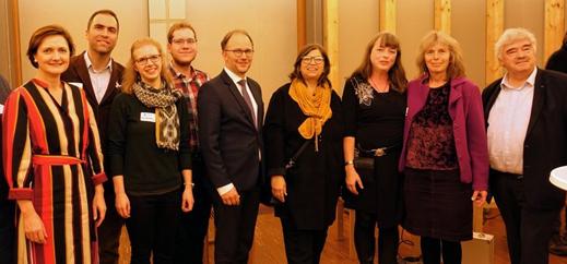 10 Jahre Campelle: Lebendiger Rückzugsort an der Uni Flensburg