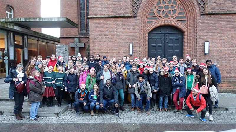 Hochschulgemeinden-Treff mit neuem Teilnehmer-Rekord