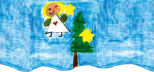 Frohe und gesegnete Weihnachtsfeiertage und einen guten Start ins neue Jahr!