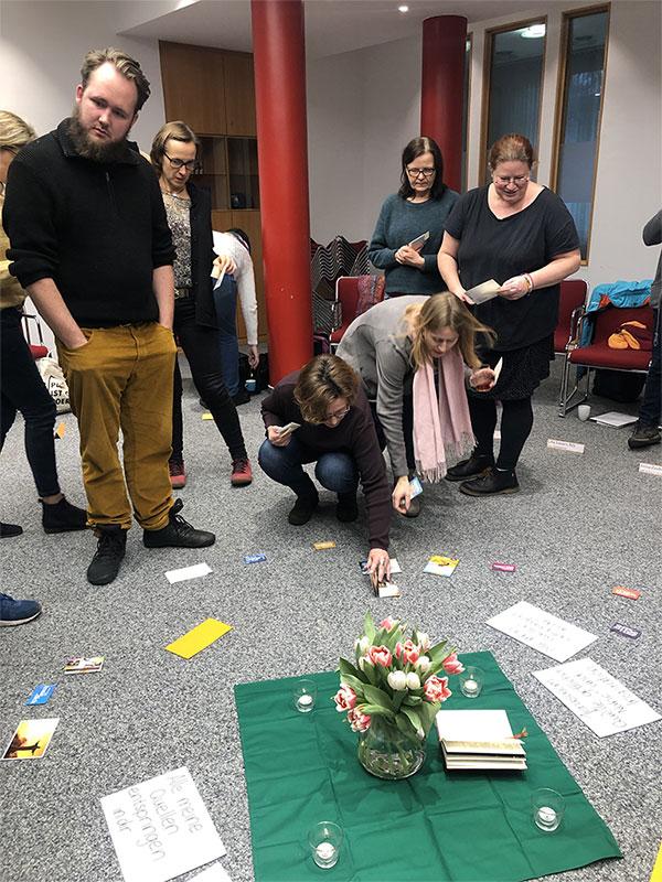 """""""Alle meine Quellen entspringen in dir"""" - Fachtagung der Beauftragten für Schulpastoral im Erzbistum Hamburg"""
