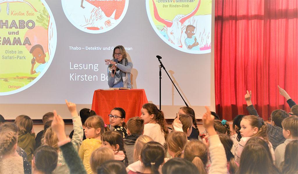 Kinderbuchautorin Kirsten Boie