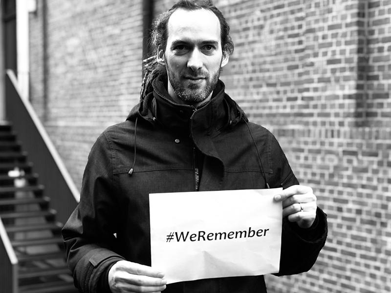Wir gedenken. Wir mahnen. Wir bleiben wachsam.