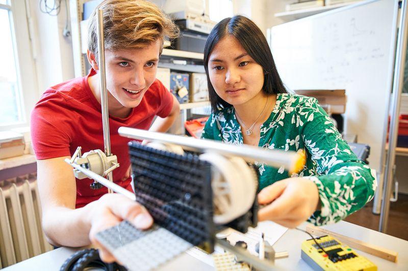 Physik-Regionalwettbewerb Norddeutschland an der Sankt-Ansgar-Schule