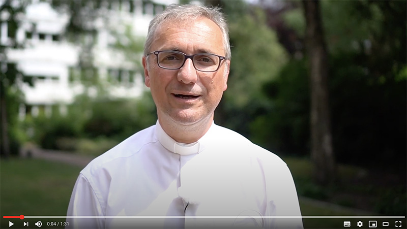Gruß von Erzbischof Stefan Heße zum Ferienstart