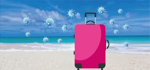 Urlaub im Ausland? Aktuelle Quarantäneregelungen beachten!