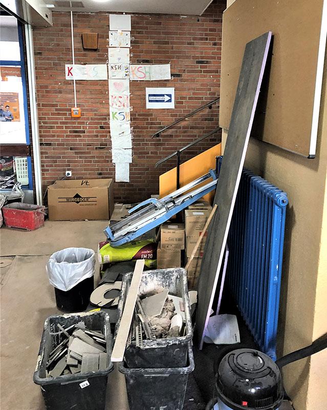 Viel Neues an der Katholischen Schule Harburg