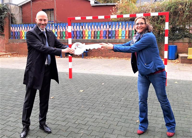 Katholische Schule Harburg stellt sich neu auf