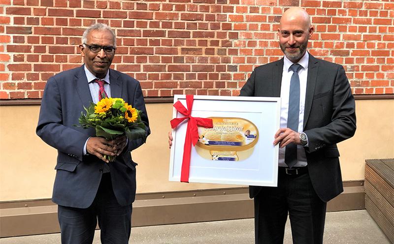 """""""Schul-Urgestein"""" geht in den Ruhestand: Verabschiedung von Marino Freistedt"""