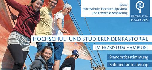 Standortbestimmung der Hochschulseelsorge im Erzbistum Hamburg