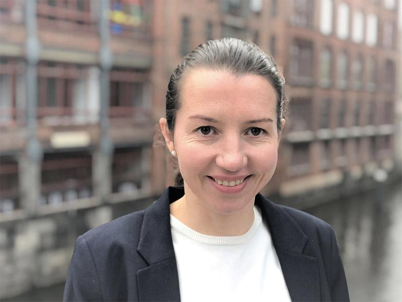 Willkommen zurück im Team, Iwona Mol-Buchmüller!