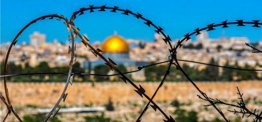 Gebete für den Frieden im Heiligen Land