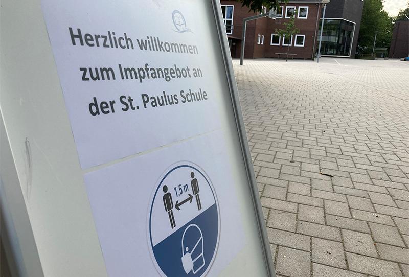 Start der Schüler_innen-Impfung an katholischen Schulen