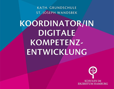 Wir suchen: Koordinator/in Digitale Kompetenzentwicklung (m/w/d)