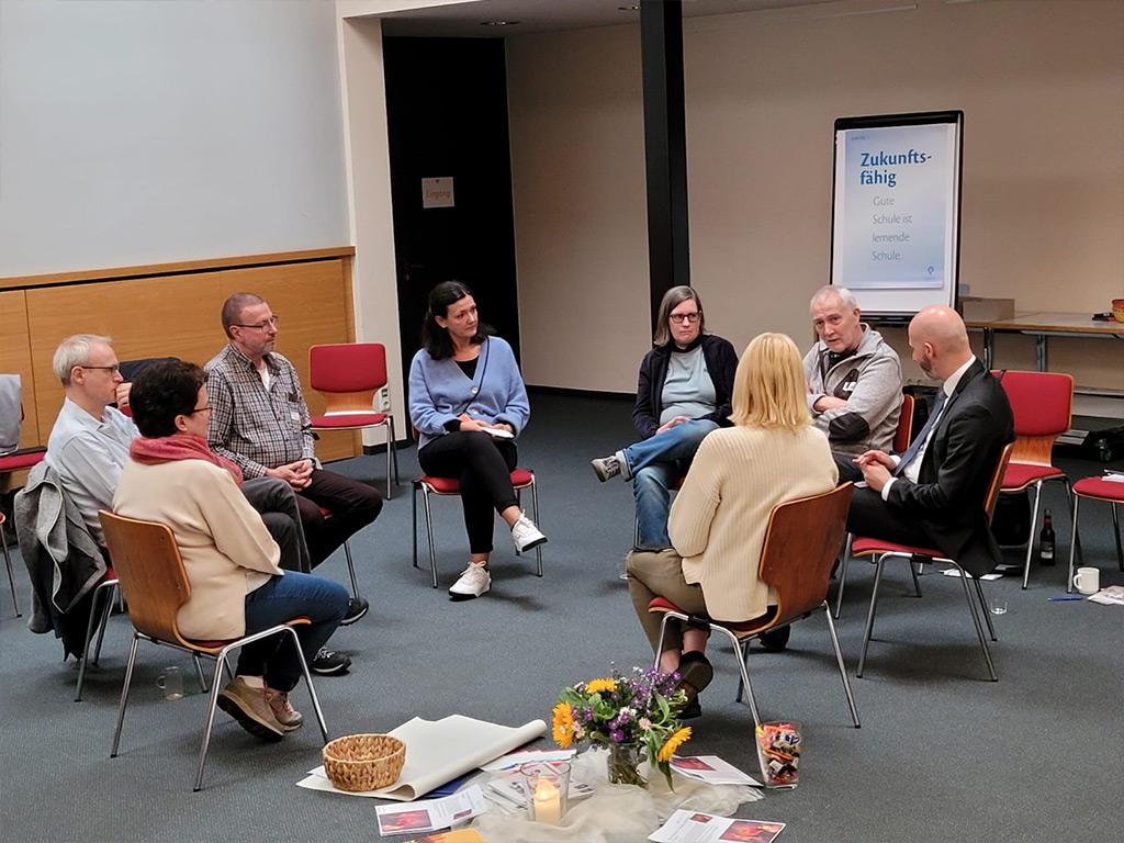 Katholische Schulen: Führungskräfteseminar im Kloster Nütschau